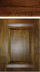 Solid Walnut Kitchen Door