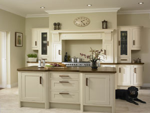 Devon Inframe Fitted Kitchen