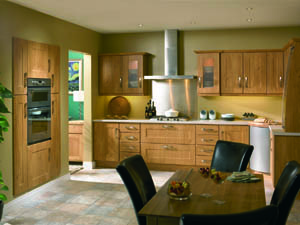 Stockholm Ivory Fitted Kitchen