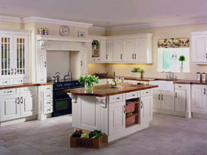 Prague Ivory Fitted Kitchen - Image 1