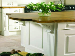 Prague Ivory Fitted Kitchen - Image 2