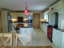 Solid Cream Fitted Kitchen - Image 3