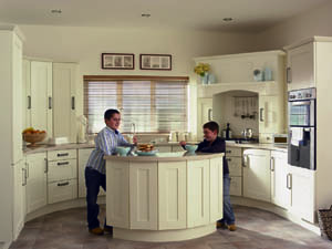 Tuscany Ivory Fitted Kitchen